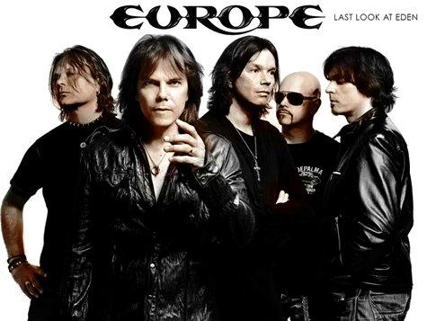 Europe (1983-2012) [Dyskografia]